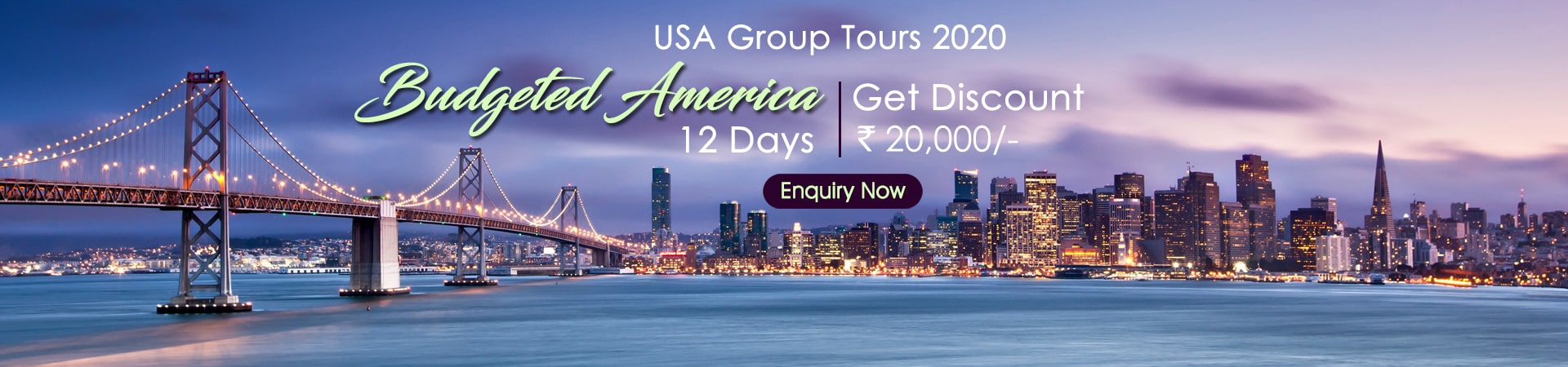 USA Holiday Packages
